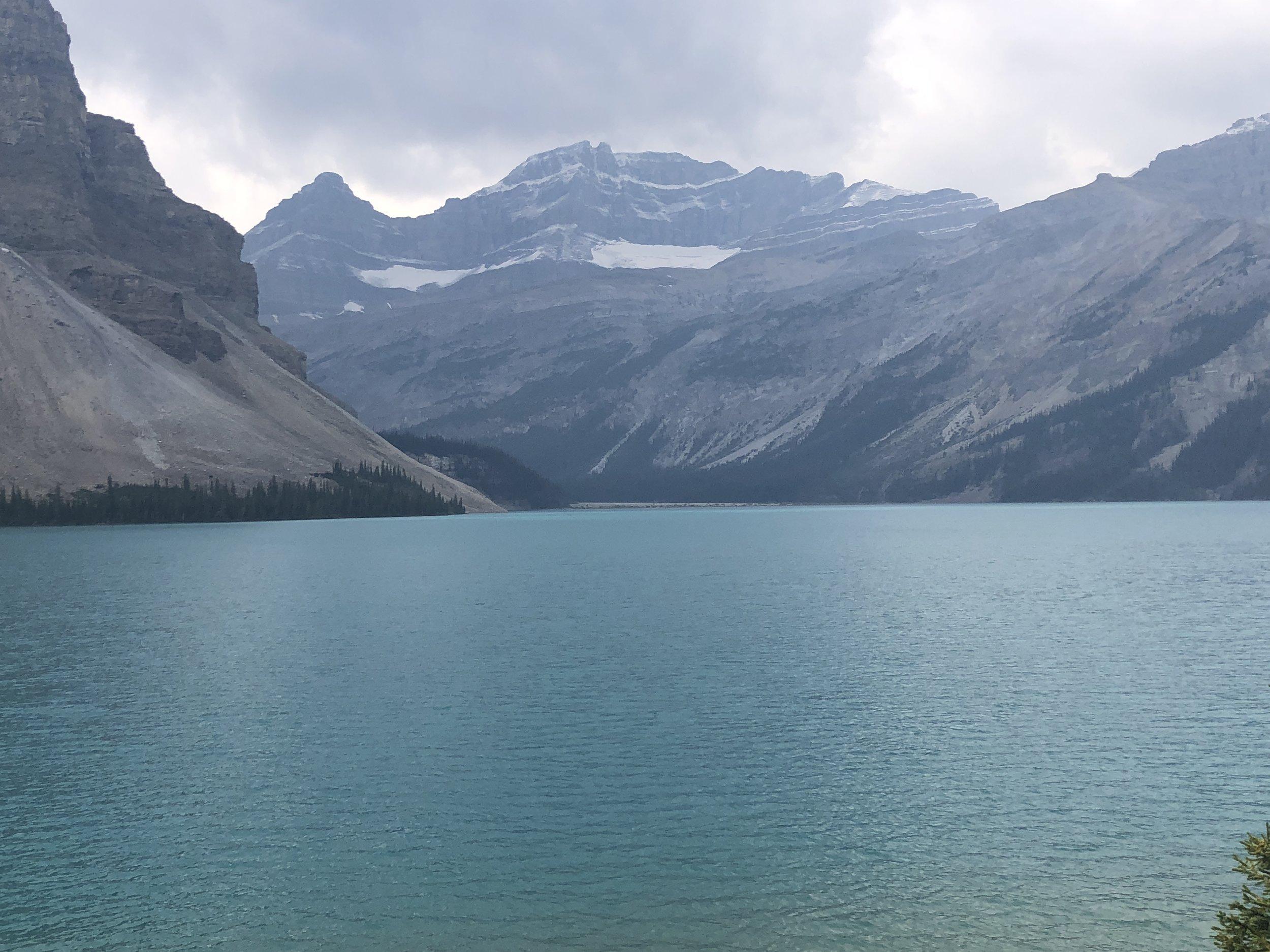 Random no-name gorgeous lake!