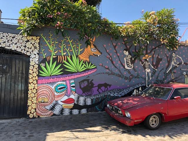 More amazing street art!