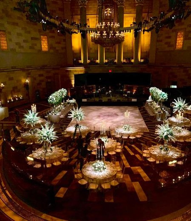 🎉 Plan your next special occasion at one of Manhattan's most historic and breathtaking Grand Ballrooms. ✨