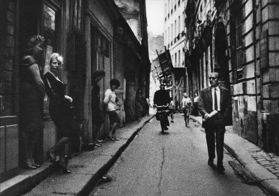 Rue St. Denis 1960