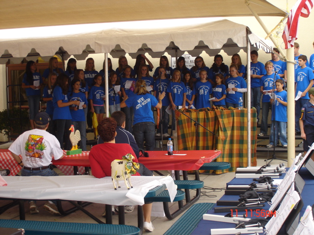 Harvest Festival - Choir