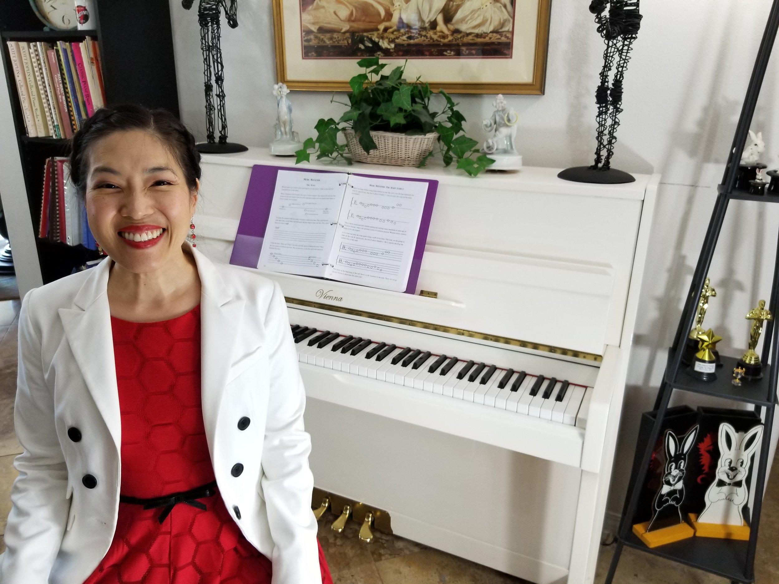 Teaching Piano Teachers