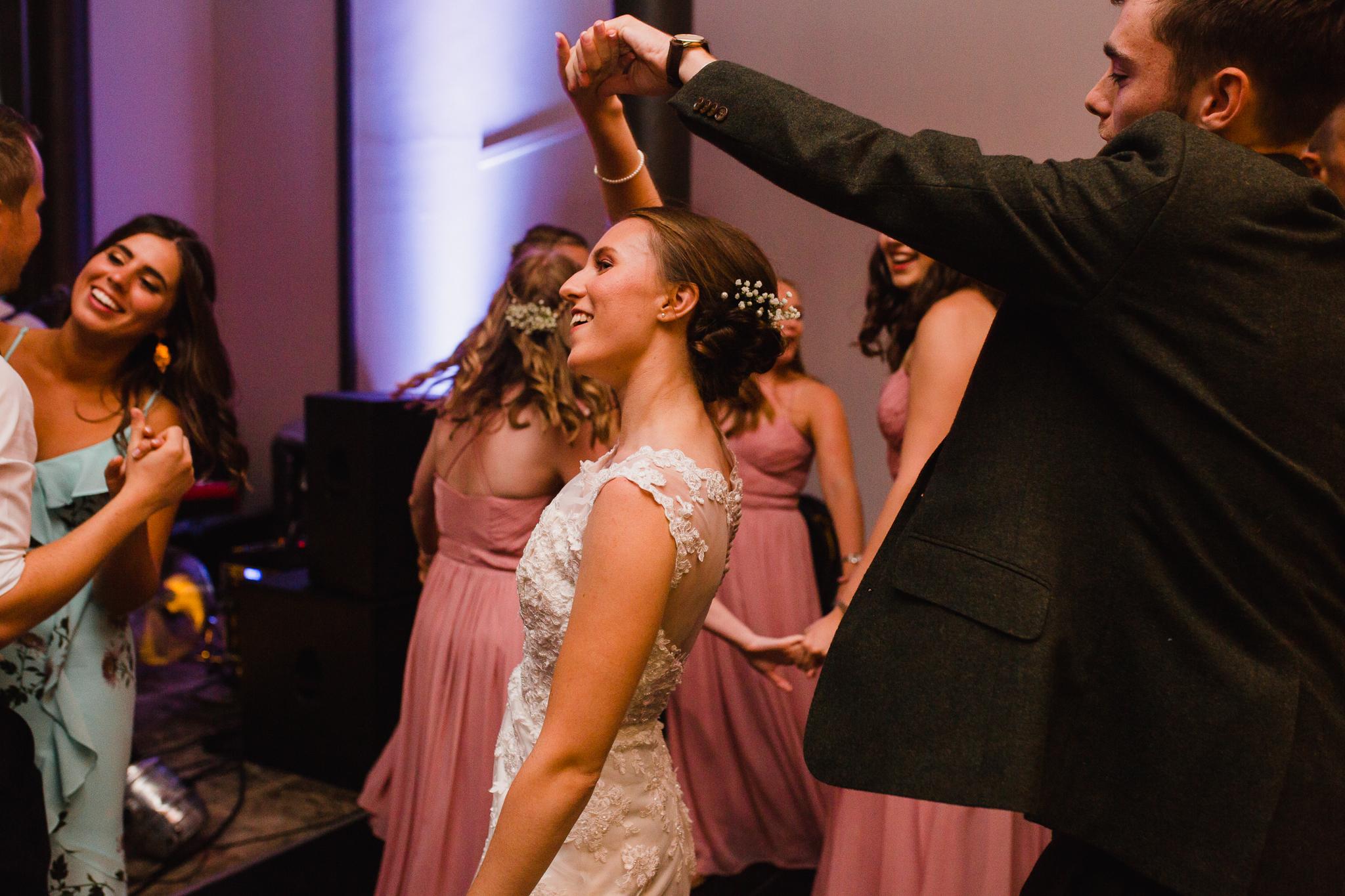 Jess and Ben - Liverpool wedding - first dance