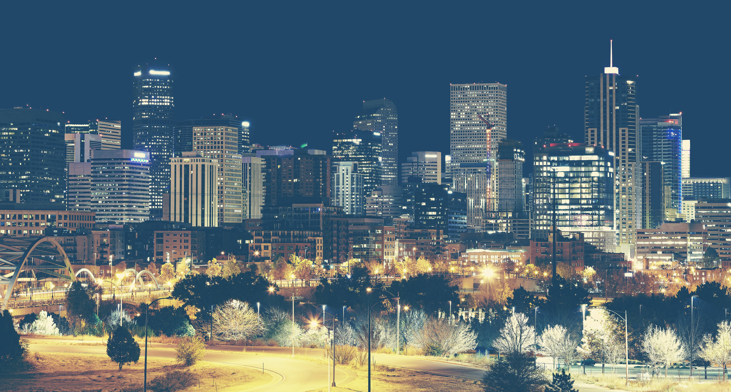 Denver skyline patrick and knoebel