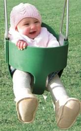 Baby Bucket Swing