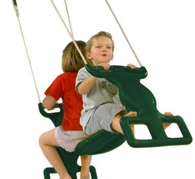 Tandem Horse Swing