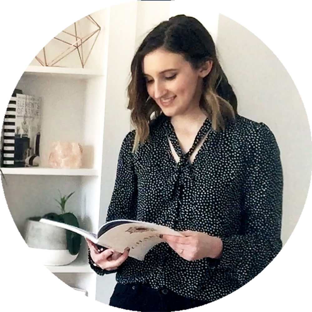 Carly Teigeler - is Art Director of Parent Magazine. She is responsible for branding, layout, and design of the publications to make it compelling to our readers.