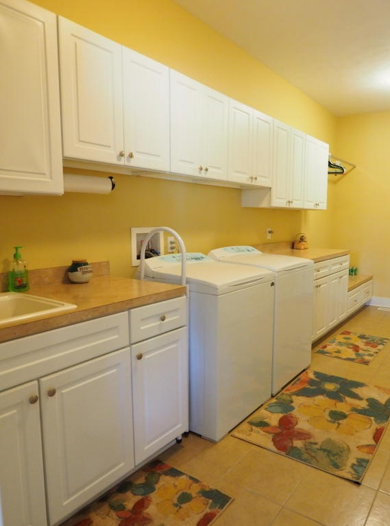 BEFORE- Laundry Room