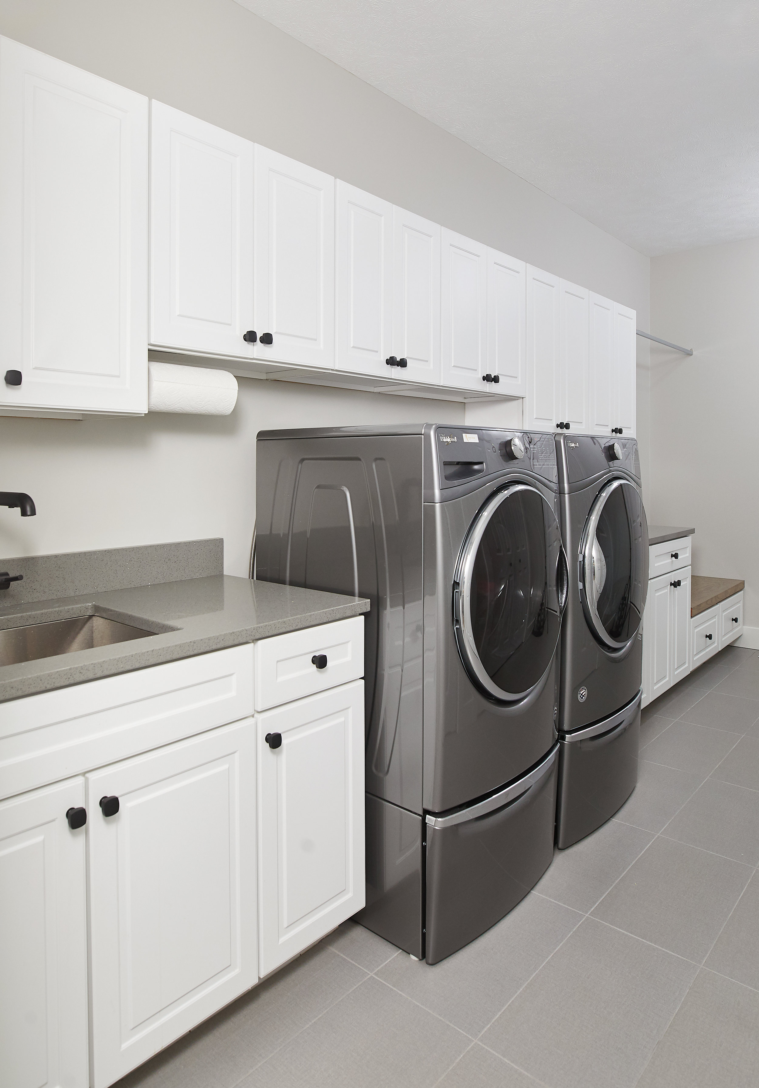 AFTER- Laundry Room