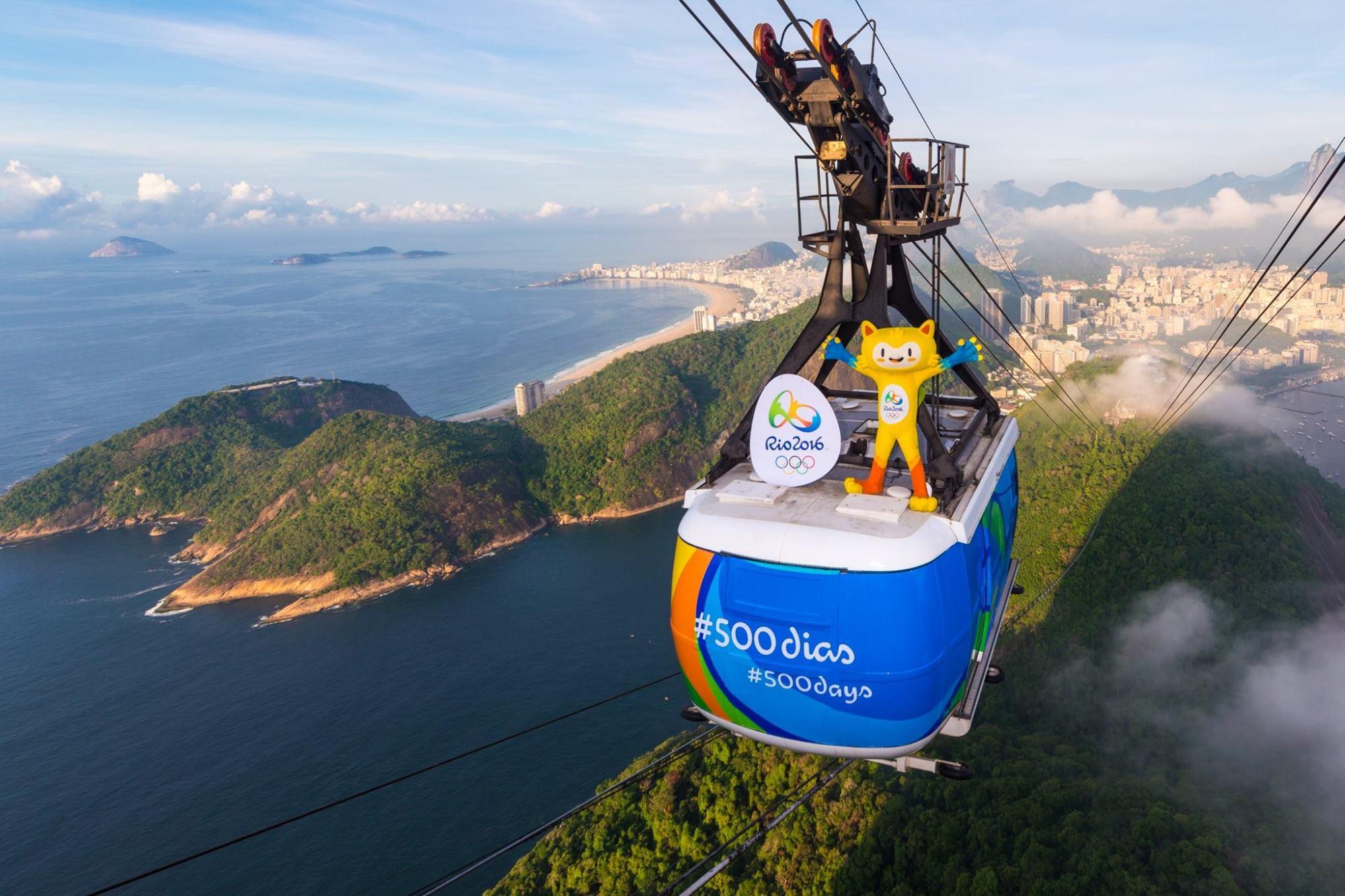 Rio2016 Mascots