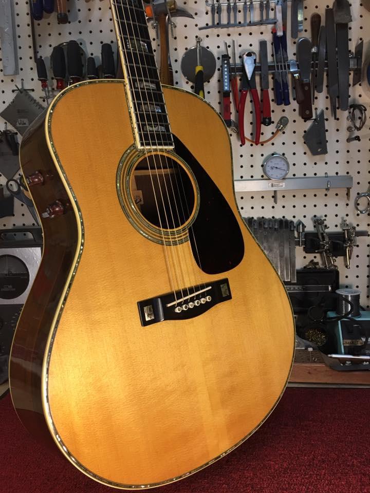 John Denver's Yamaha L-53