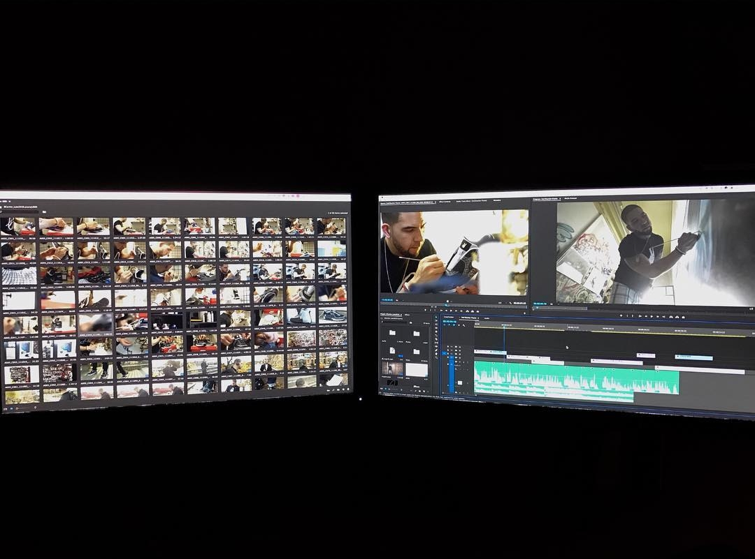 Adobe Premiere Post Production