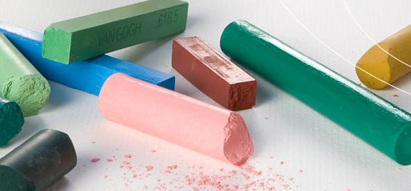 Copy of Pastels Color