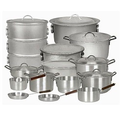 Copy of Aluminum Cookware