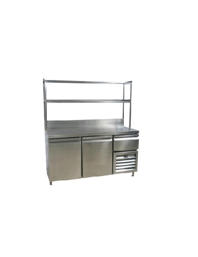 Pick-Up-Counter