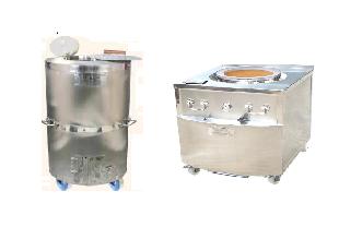 Tandoor (Charcoal/Gas)