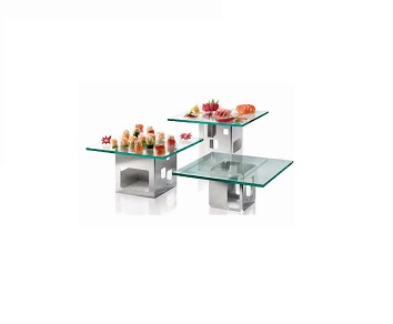 Glass Buffet Displays