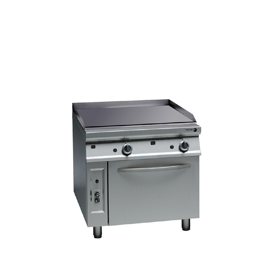 Fry Top Griddle Smooth with Oven