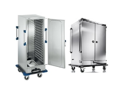 Hot & Cold Banquet Trolley