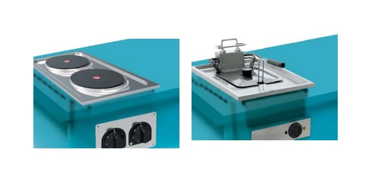 Drop-in Cooking Units