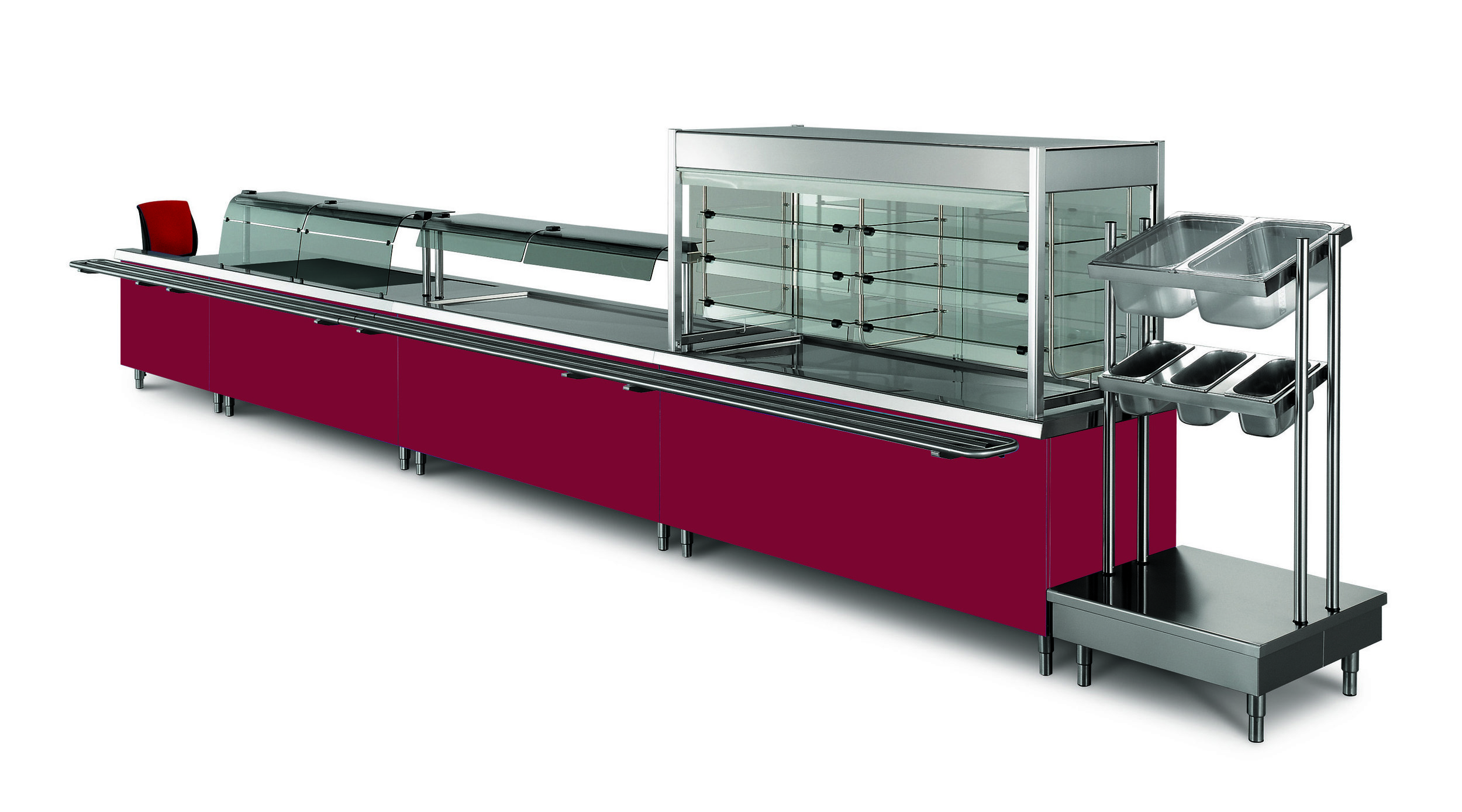 Full Service Counter