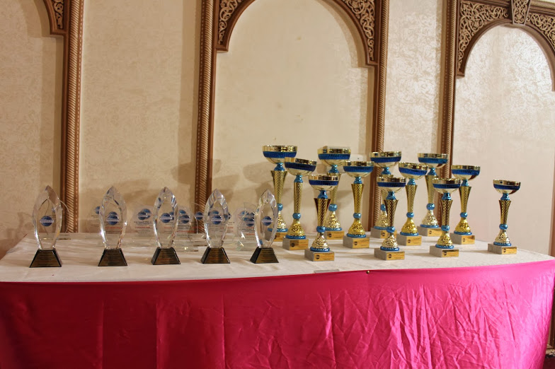 ToastMasters Contest