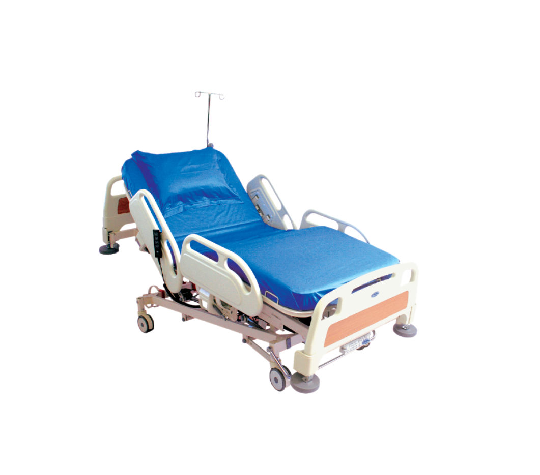 Electric ICCU Bed with CPR