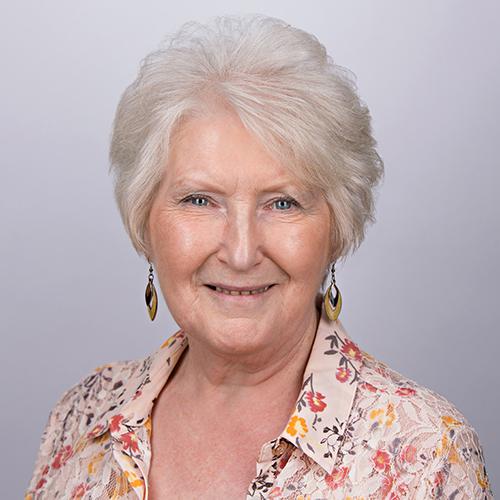 Elaine Powis MRSPH - Founder