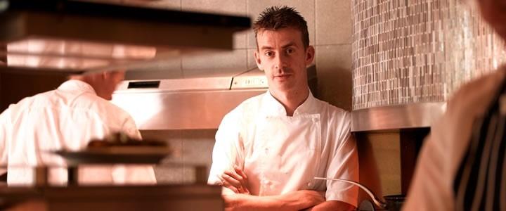 Michelin star Executive Chef, Hywel Jones