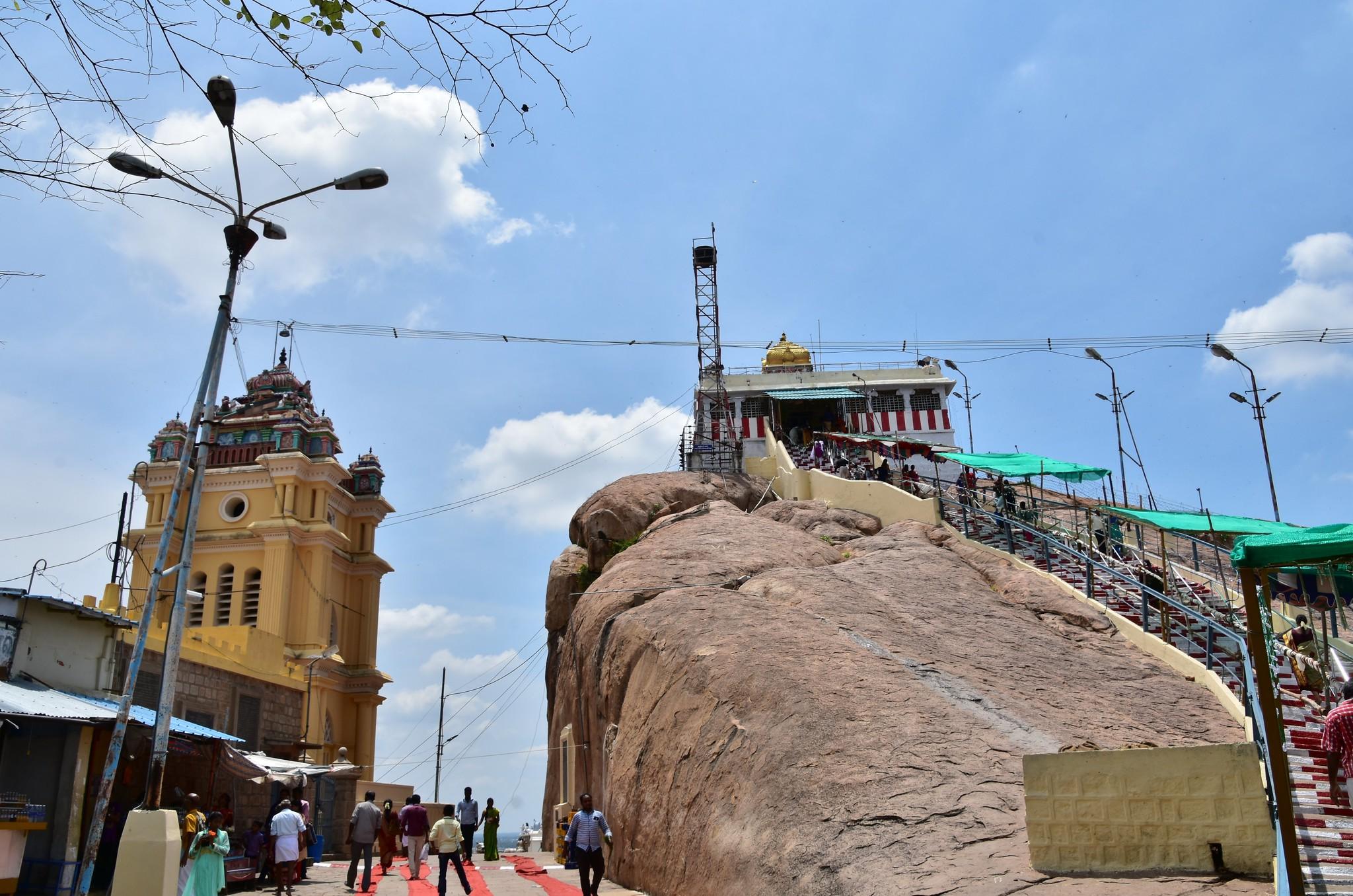 Richard Mortel, Rock Fort, Tiruchirappali.jpg