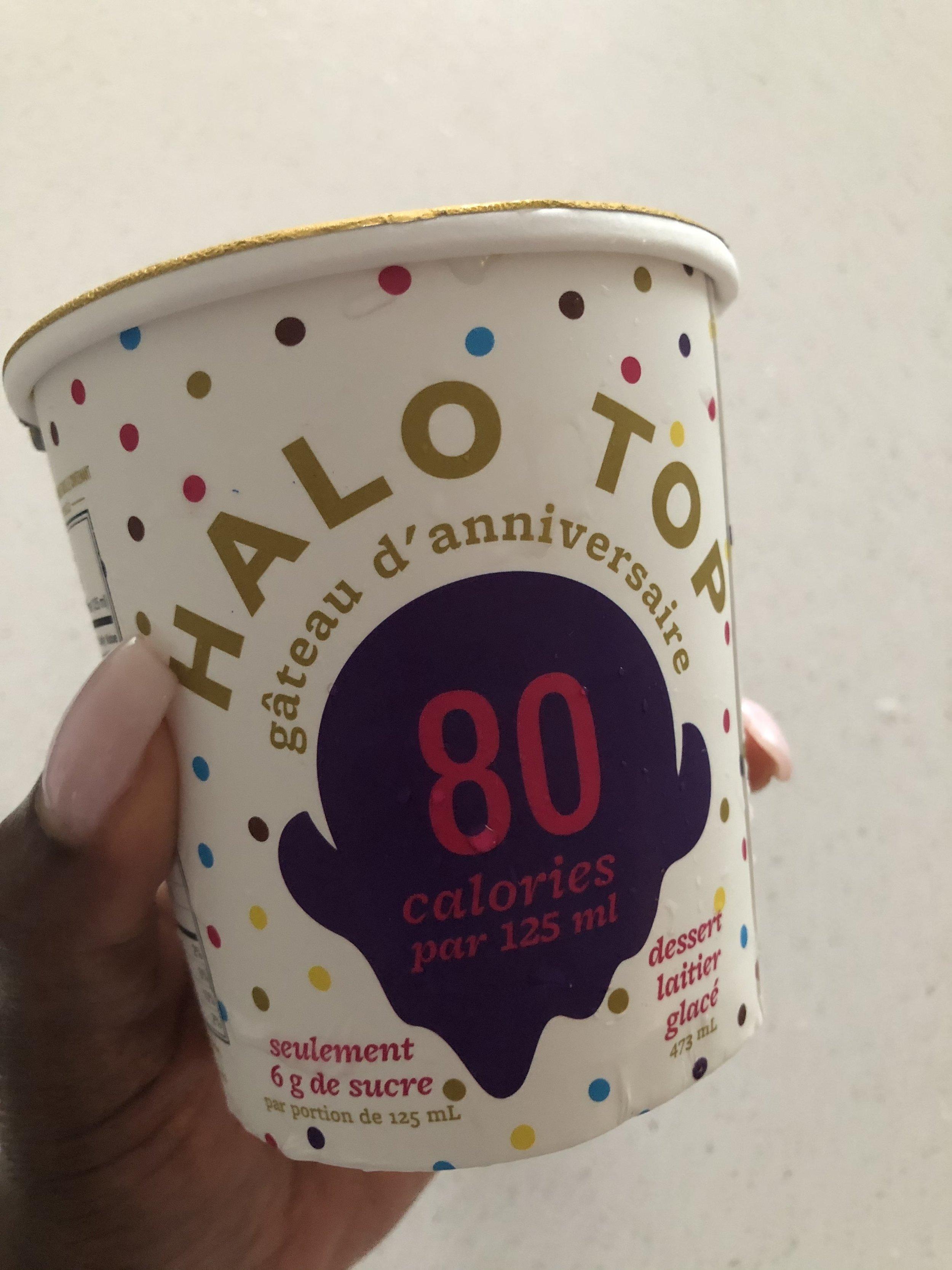 Halo Top Creamery Body