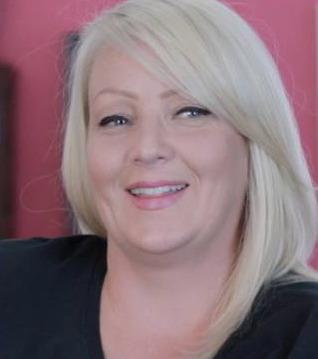 Kimberly Titterington  Stylist & Former Salon Owner