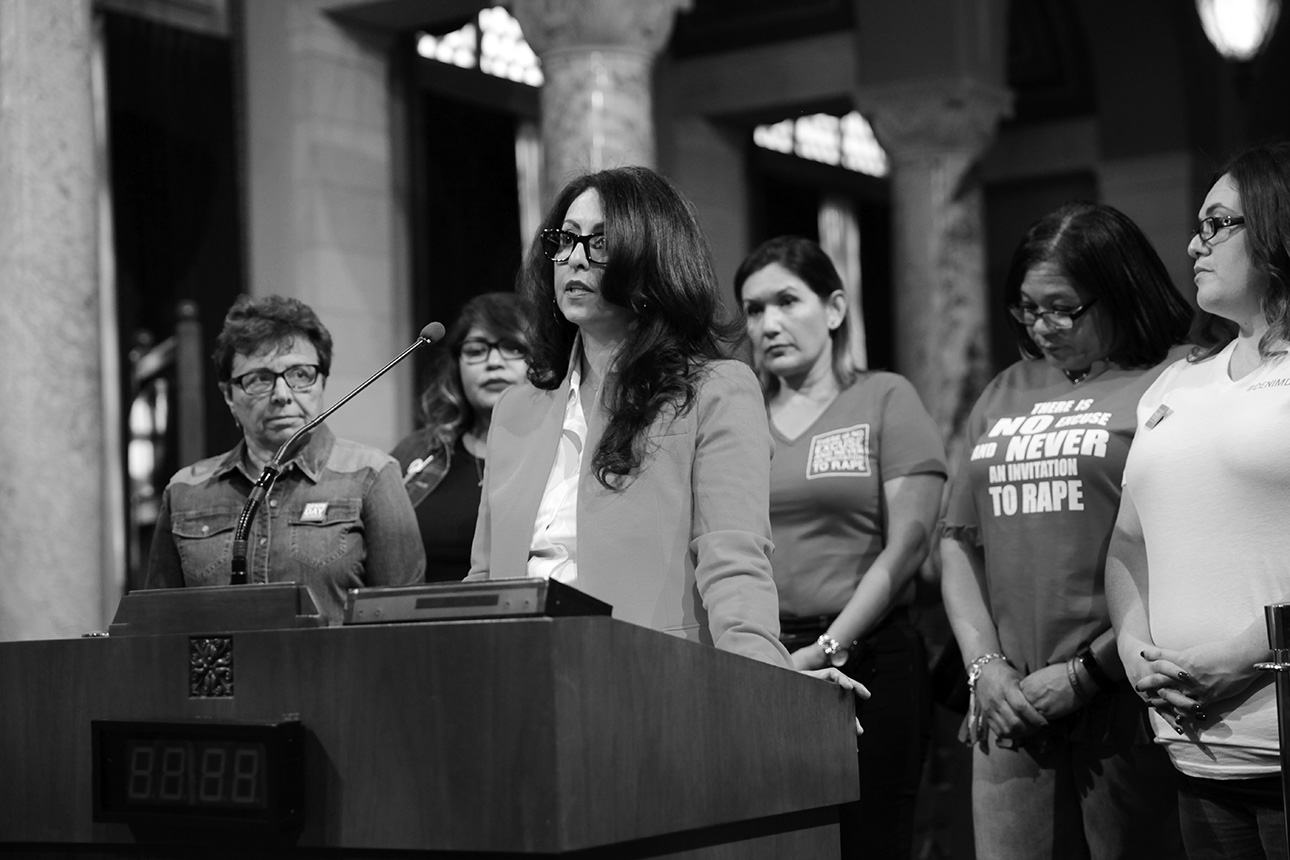 Councilwoman Nury Martinez, LA City Council District 6