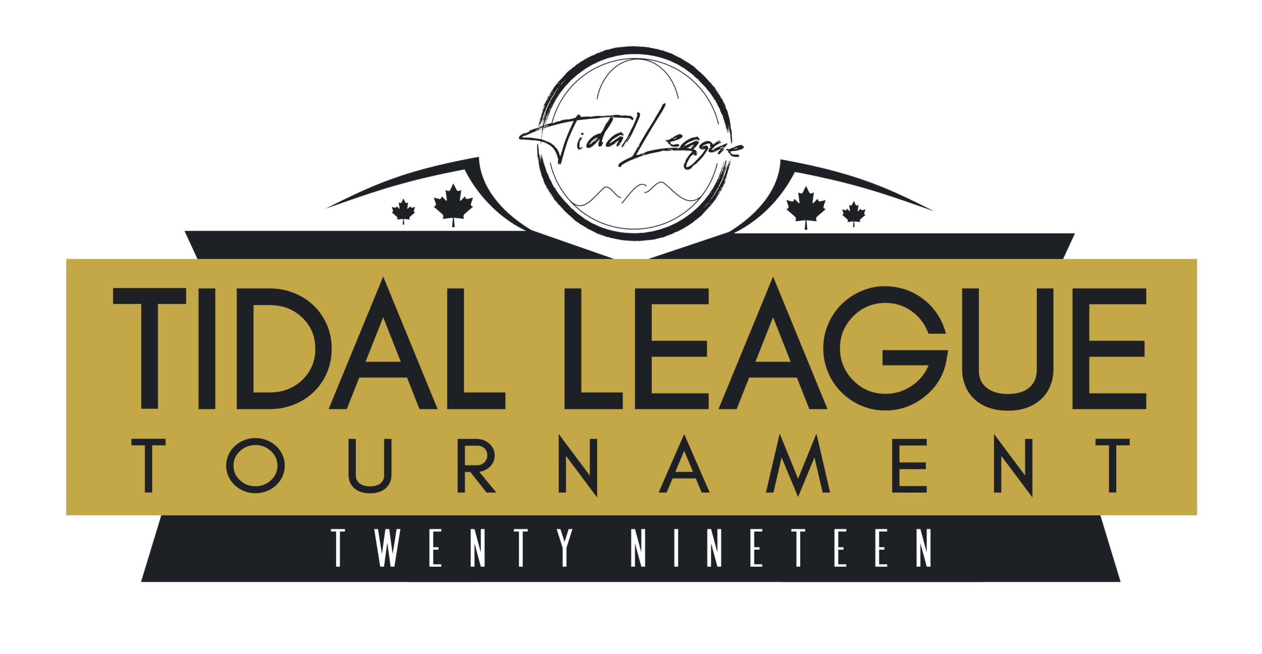 Tidal League Tournament - Official Logo DARK-01.png