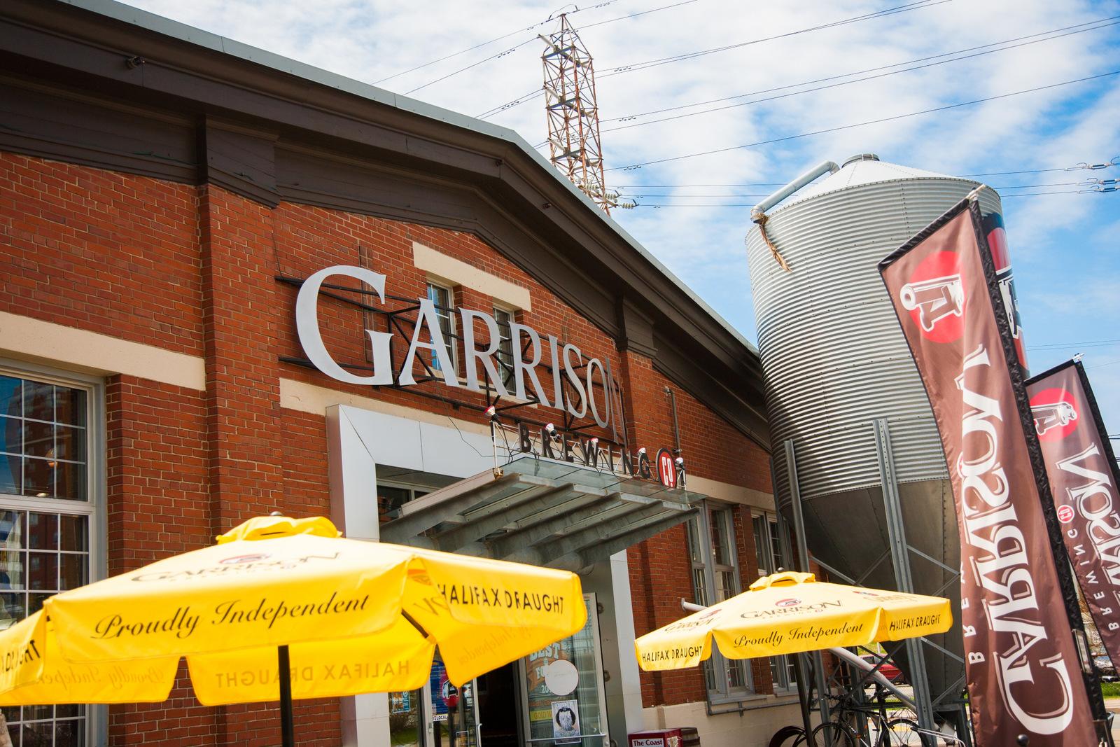 Garrison's Brewery located at 1149 Marginal Rd, Halifax NS
