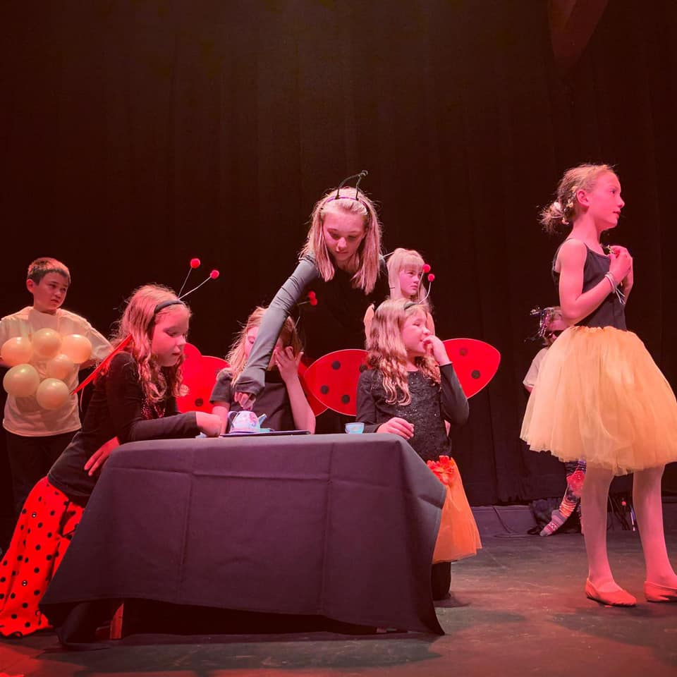 Student Performance, May 2019: The Berry & the Bee