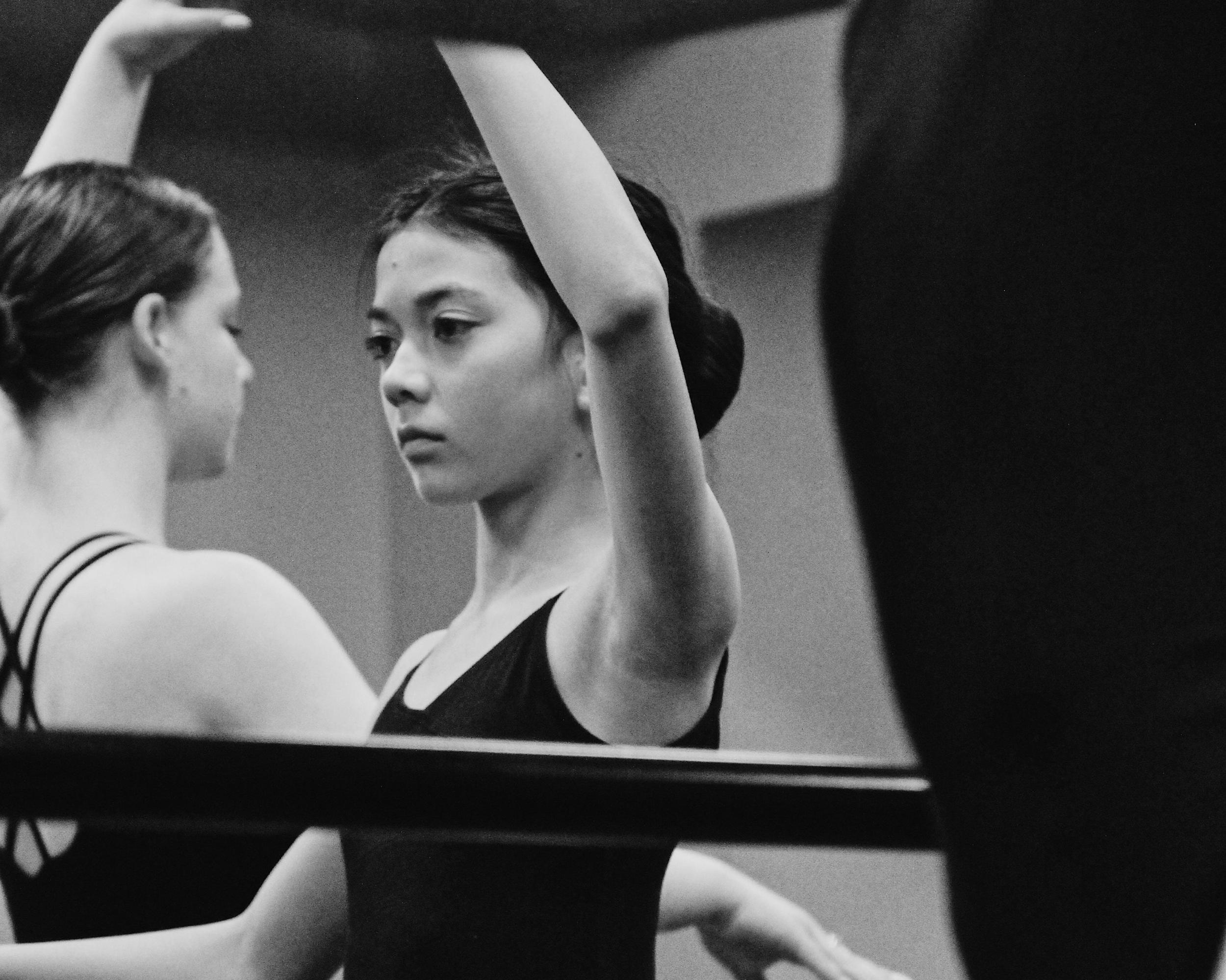 Pre-Academy Student: Lillian Yamashita