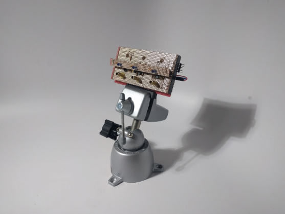 The Facinator, an analog face detector based on the Viola-Jones face detection algrithem