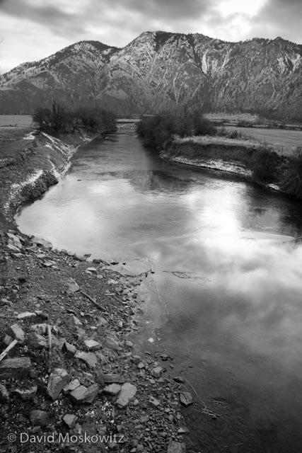Similkameen River.