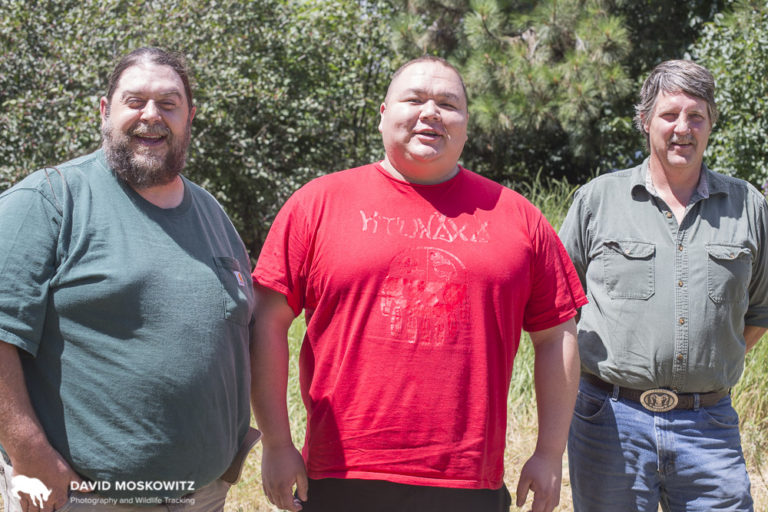 "We interviewed Kootenai Tribal Chairman Gary Aitken Jr. along with biologists Scott Soults and Norm Merz at the tribal headquarters outside of Bonners Ferry, Idaho. The Kootenai tribe has taken on developing an updated management plan for mountain caribou on the USA side of their range for the USFWS. Gary noted to us that the Kootenai have a ""covenant with the creator and a sacred obligation to care for the land."" Their goal was, rather than look at things ""species by species"", to ""take a ridgetop approach"" in looking at how to ""bring the ecosystem back to more natural levels."""