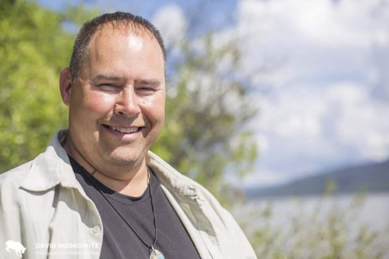 Chief Roland Wilson of the West Moberly First Nation spoke with us about his people's connection with their traditional homeland and the current state of caribou conservation in that region.