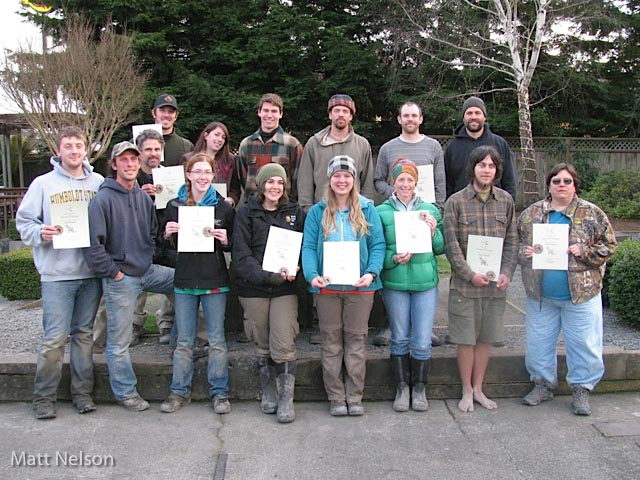 Congratulations to everyone who participated in the Evaluation, all of whom earned a Certification!