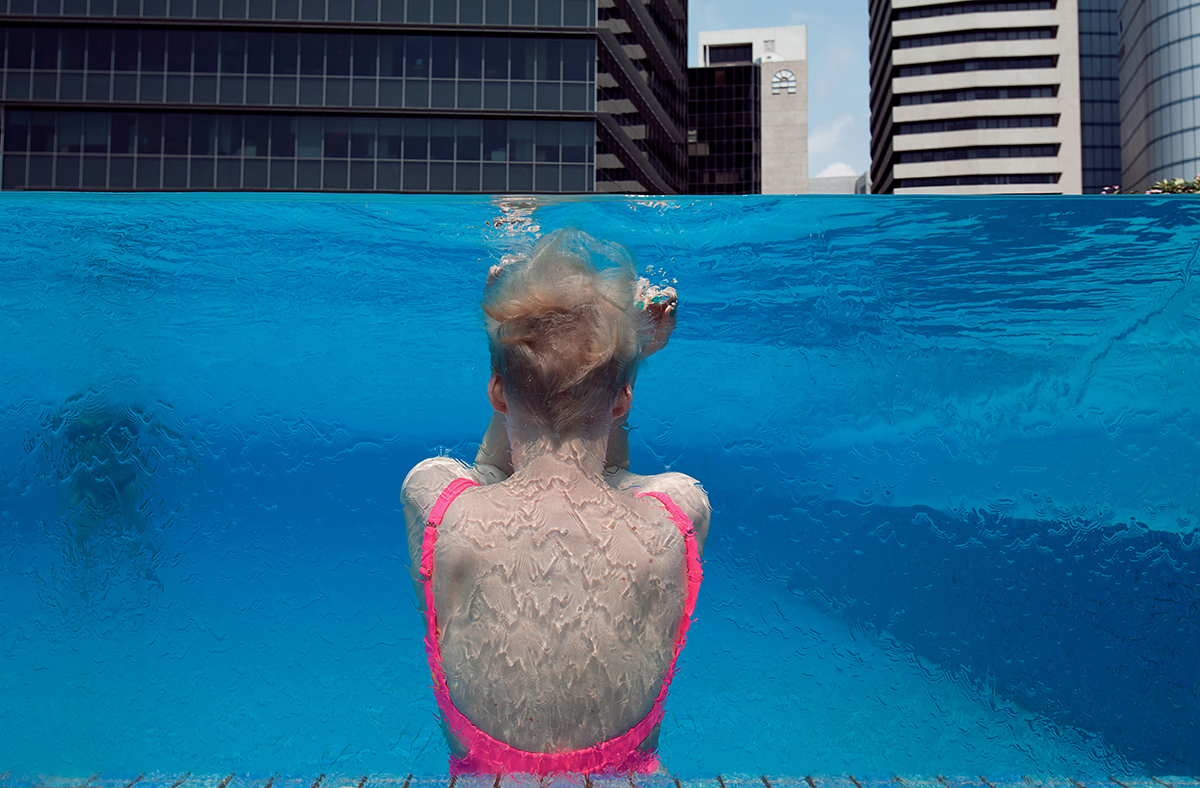Copy of FULLERTON BAY HOTEL, UNDERWATER PHOTOGRAPHY, Keimeyer