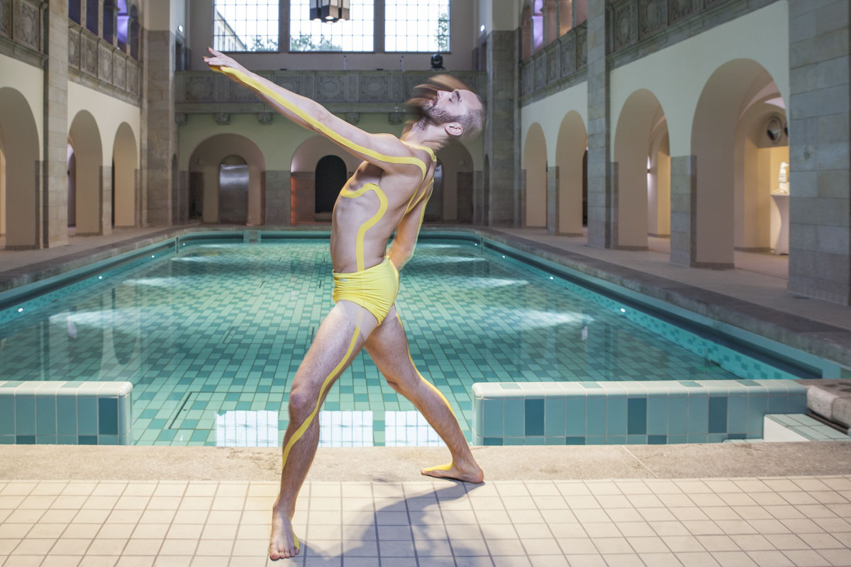 Copy of A NEW DAWN, Keimeyer, performance art, dance