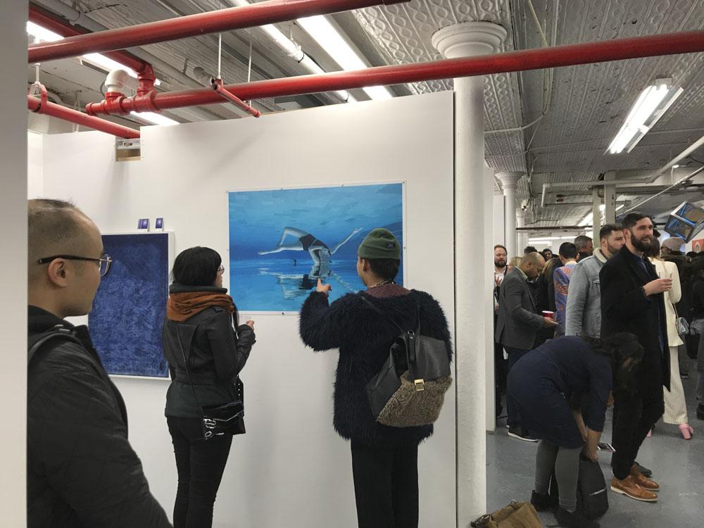 POOL AROUND ME, Keimeyer, underwater photography, New York