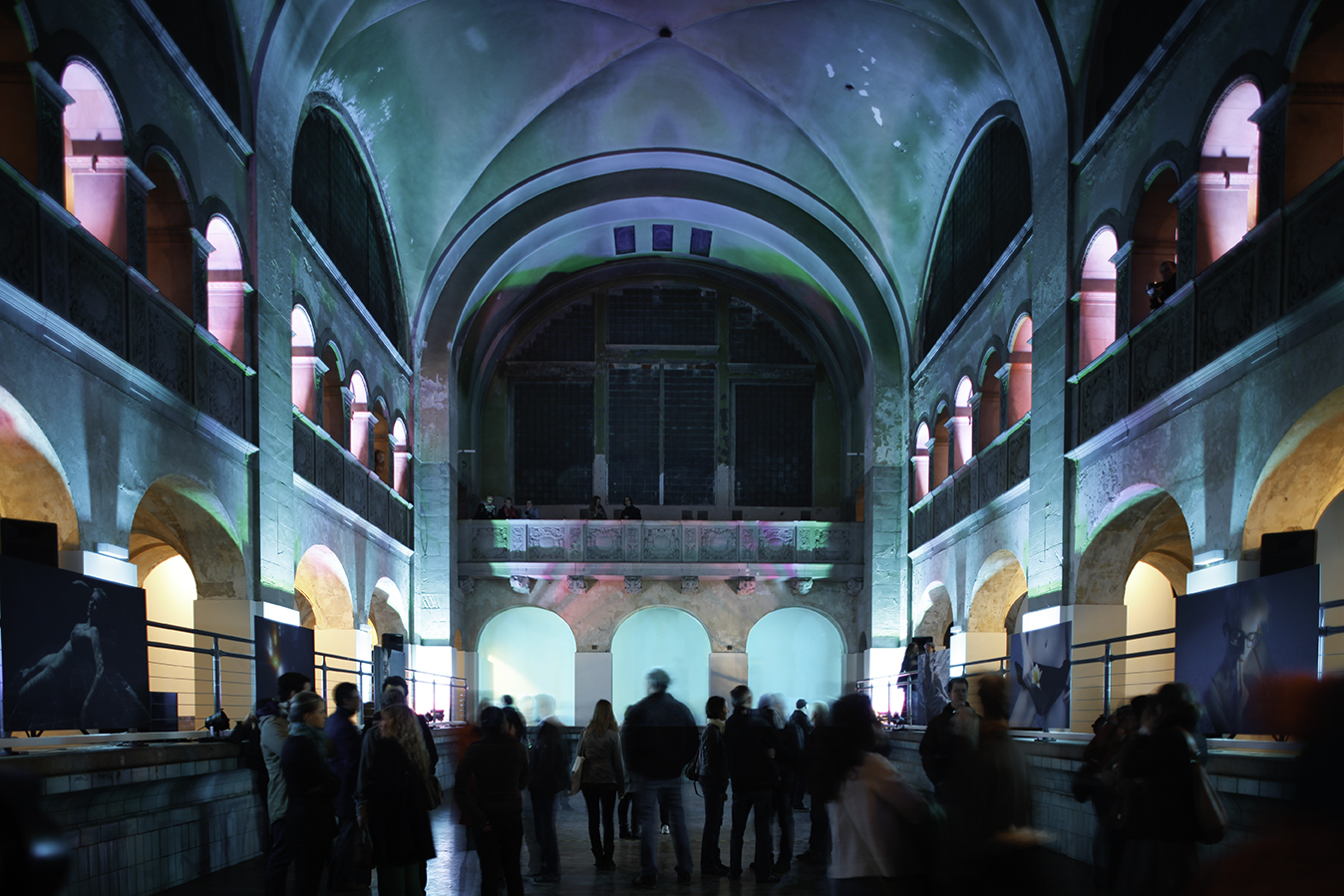 EVERYTHING IS ILLUSION, Keimeyer, performance art, installation art