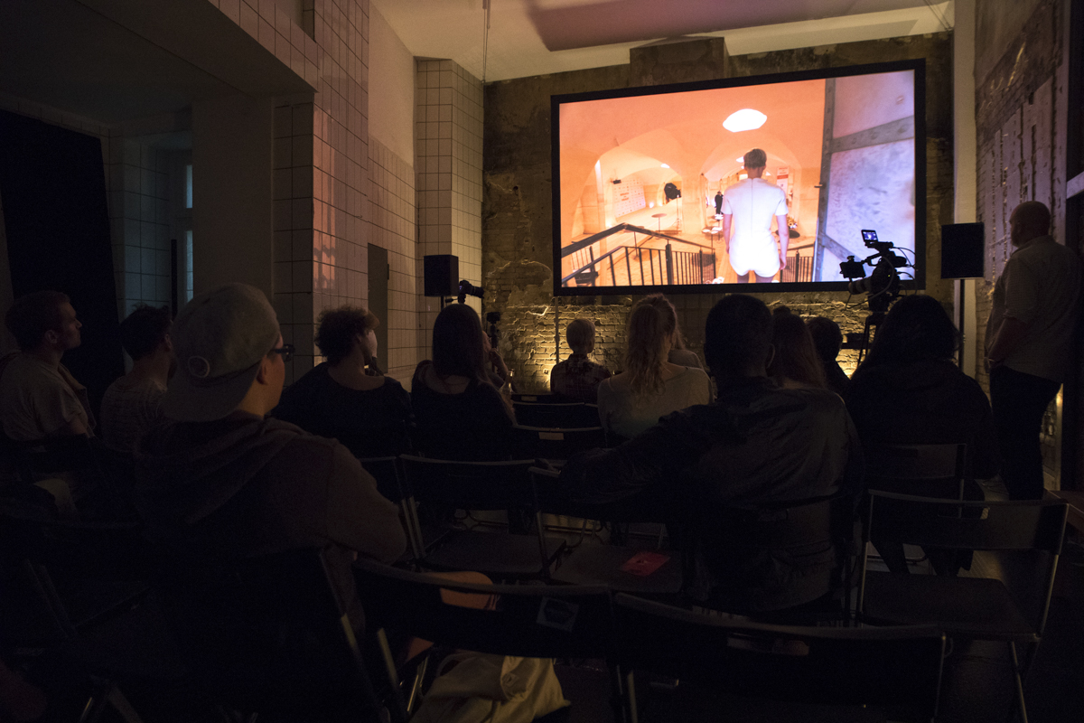 BREATH ing HEART, Keimeyer, film screening, Berlin
