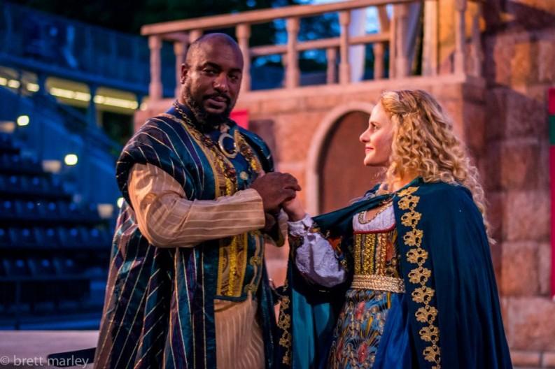 Desdemona,  Othello , Oklahoma Shakespeare in the Park