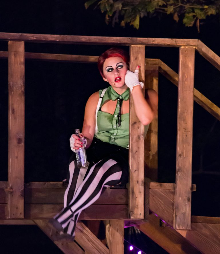 Columbia,  The Rocky Horror Show , Wolfbane Productions