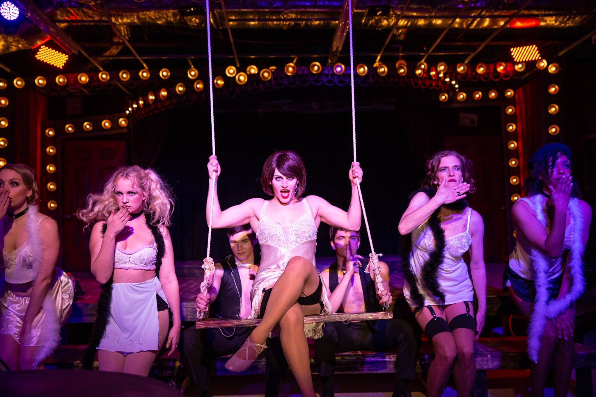 Sally Bowles,  Cabaret,  Wolfbane Productions